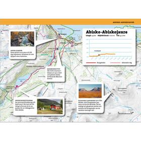 Calazo Fjällvandra längs Kungsleden: Abisko – Kvikkjokk 2:a uppl